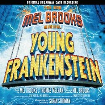 Broadway Cast - Young Frankenstein: The New Mel Brooks Musical [Original Broadway Cast Recording] [CD] USA import