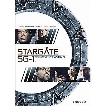 Stargate Sg-1 - Stargate Sg-1: Season 9 [DVD] USA import
