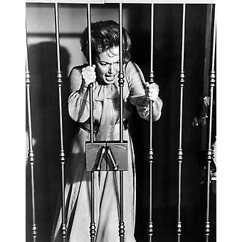 Lady In einem Käfig-Porträt
