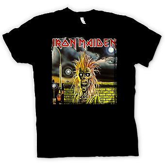 Herren T-Shirt - Iron Maiden - Album Art