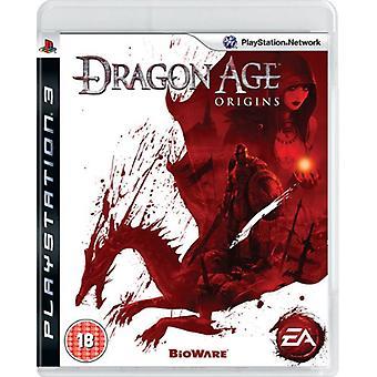Dragon Age Origins (PS3)-fabriek verzegeld