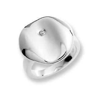 Orphelia srebro 925 pierścień Pastyła cyrkonu ZR-3505