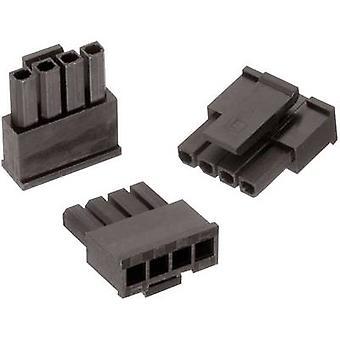 Würth Elektronik Socket behuizing - kabel WR-MPC3 aantal pinnen 2 Contact afstand: 3 mm 662002013322 1 PC('s)