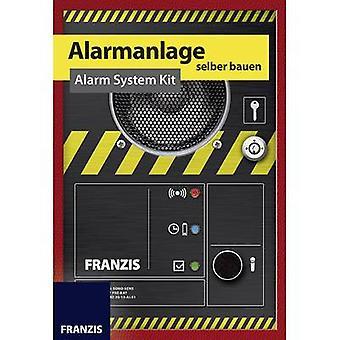 Franzis Verlag 65293 Zelfbouwpakket alarminstallatie Electronics Science kit 14 years and over