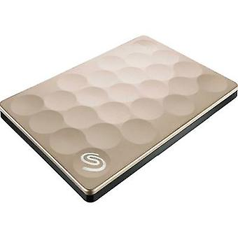 Disco externo de Seagate Backup Plus 2.5 Slim Ultra duro de 1 TB oro USB 3.0