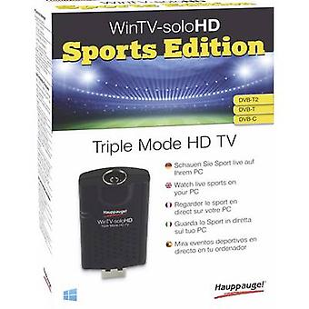 Hauppauge WinTV-soloHD Sport Edition TV stick incl. DVB-T antenne, Recording functie Nee. tuners: 1