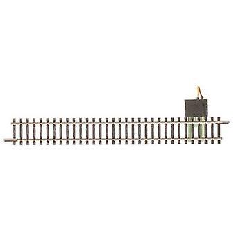 83143 TT Tillig (w/o track bed) Feeder track, Straight 166 mm