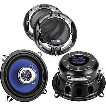 Sinustec ST-130c 2 way coaxial flush mount speaker kit 250 W Content: 1 Pair