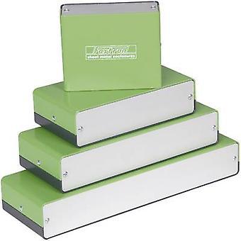 Fastron FSG2084 Carcasă universală 200 x 80 x 40 aluminiu verde, gri 1 buc (e)