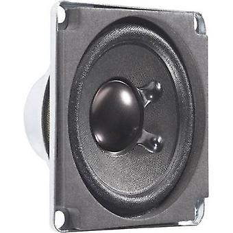 Visaton 2220 Mini luidspreker geluidsemissie: 80 dB 4 W 1 PC('s)