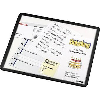 Hama Foto-Pad Magic Mouse pad Transparent (W x H x D) 230 x 2,5 x 195 mm