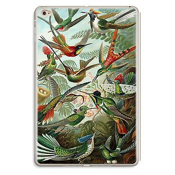 iPad Mini 4 przezroczyst (Soft) - Haeckel Trochilidae