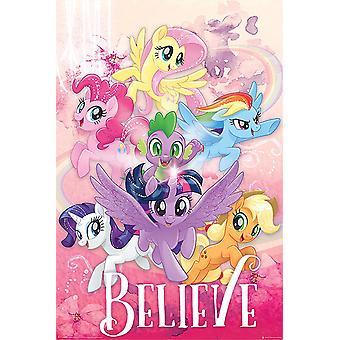 My Little Pony Poster Believe