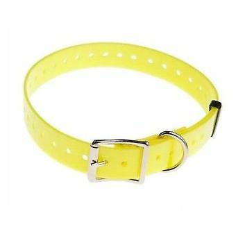 Num'axes Polyurethane Strap - Yellow (Dogs , Collars, Leads and Harnesses , Leads)