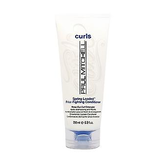 Paul Mitchell Curls Spring Loaded Frizz Fighting Conditioner, 6.8 oz