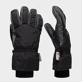 New Peter Storm Men's Ski Snowboard Hand Protection Glove Black