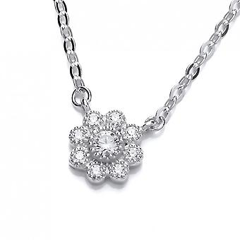 Cavendish French Dancing Daisy Necklace