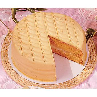 City Cakes Frozen Toffee Apple Fudge Cake