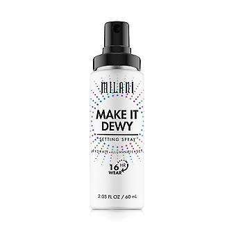 Milani Make It Dewy Setting Spray 60ml