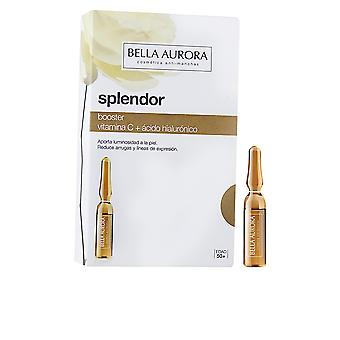 Bella Aurora Splendor 10 Booster Vitamina C + Hialurónico 5 X 2 Ml For Women