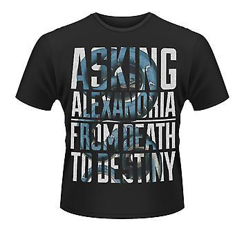 Gefragt von Alexandria-Schlangen-t-shirt