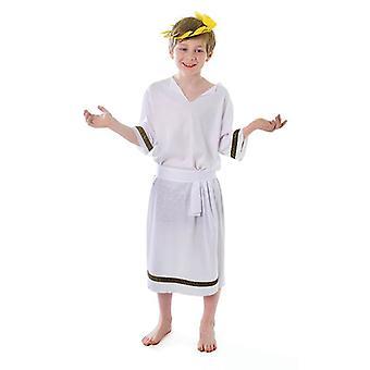 Yunan çocuğu, Medyum.