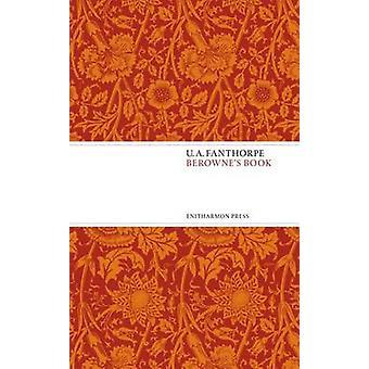 Berowne's Book by U. A. Fanthorpe - 9781910392133 Book