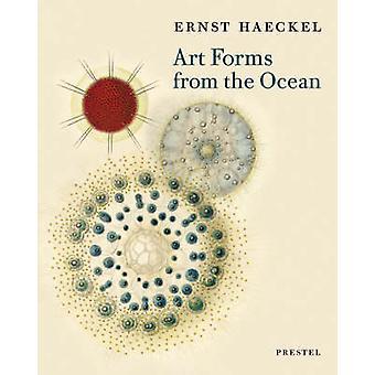 Vormen van kunst van de Oceaan - de afdrukken van de Stralendiertjes van Ernst Haeckel door
