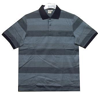 BAILEYS GIORDANO Polo skjorte 814099 blå