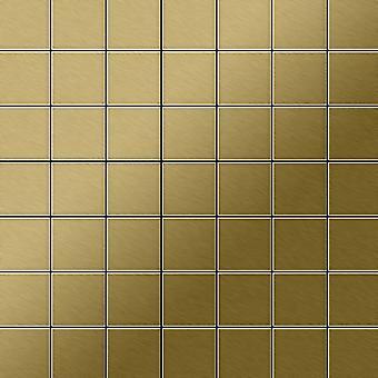 Metallmosaik Titan ALLOY Attica-Ti-GB