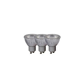 Lucide LED Bulb Modern Reflector Synthetic Material Grey And Transparant LED Bulb