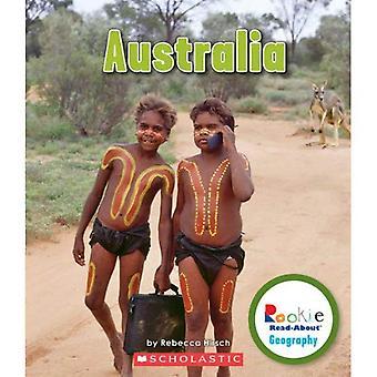Australien (Rookie lesen über Geographie)