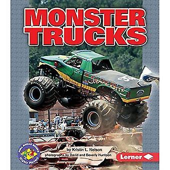 Caminhões de monstro (avance livros)