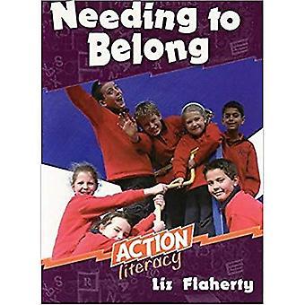 A necessidade de pertencer (ação Alfabetização)