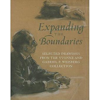 Ampliando i confini: selezionato disegni dalla collezione Gabriel P. Weisberg e Yvonne