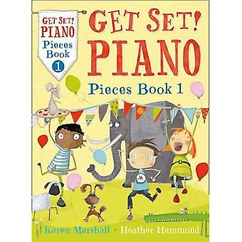 Stelt u krijgen! Pianostukken boek 1