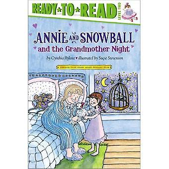 Annie och snöboll och mormor natten (redo att läsa Annie & snöboll - nivå 2)