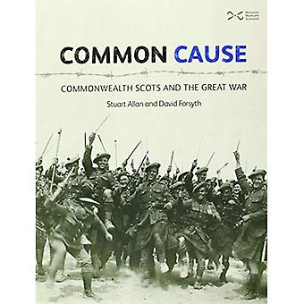 Common Cause: Commonwealth Scots and the Great War