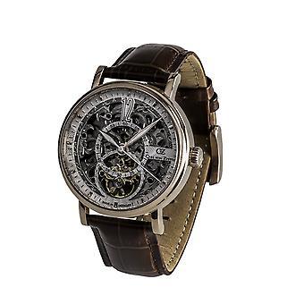 Carl of Zeyten men's watch wristwatch automatic Gaggenau CVZ0052RWH