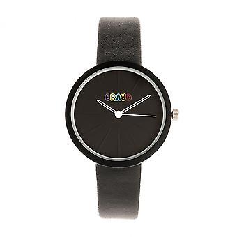 Crayo Blade Unisex horloge-zwart
