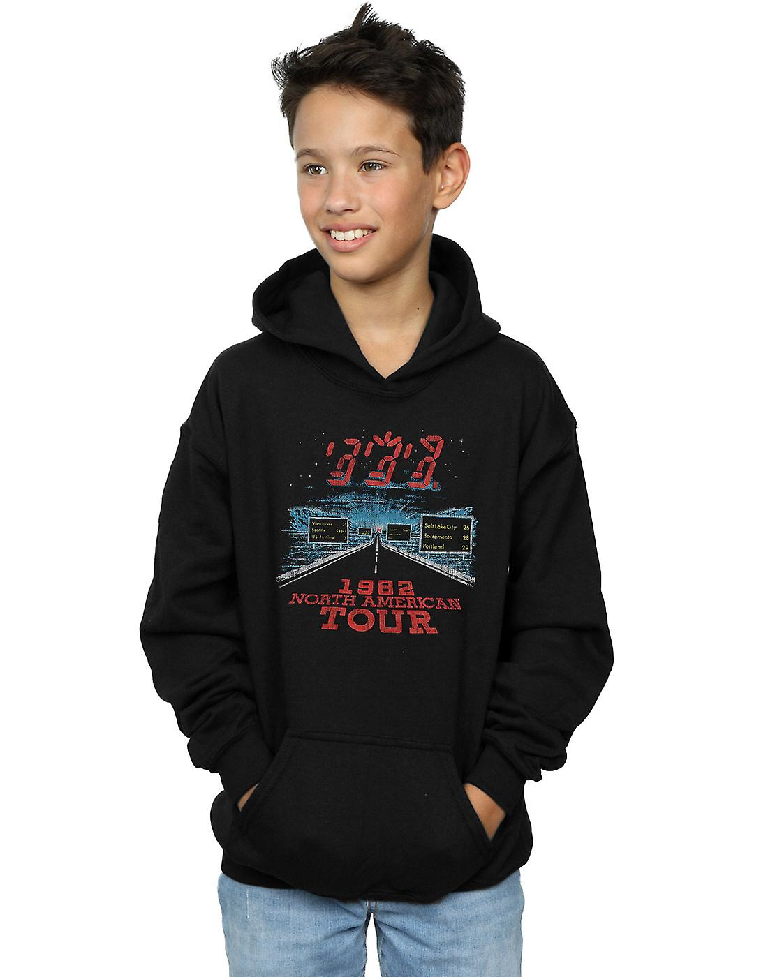The Police Boys North American Tour Hoodie