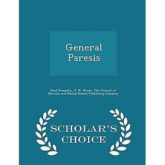 الطبعة اختيار العلماء شلل العامة قبل كرايبيلين آند إميل