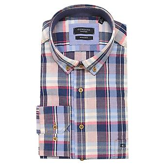 BAILEYS GIORDANO Shirt 917304 Blue And Pink