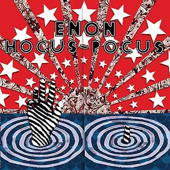 Enon - importer des USA Hocus-Pocus [CD]