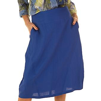 Masai Clothing Skirt 191803900 Sabra Blue