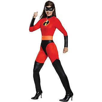 Mrs Incredible Adult Costume