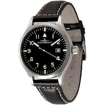 Zeno-Watch Herrenuhr Pilot Test Limited Edition 8664-a1