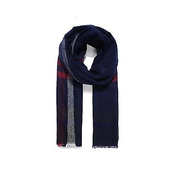 Intrigue Womens/Ladies Acrylic Check Scarf