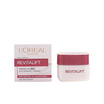 L'Oreal upewnij się Revitalift Crema Día anty arrugas 50 Ml, damskie