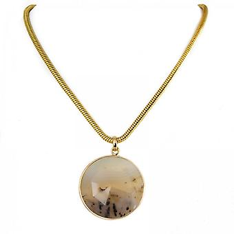 Lola Rose Montana Agate Lillia Necklace  1N0101- 215000